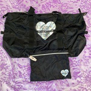 Vintage/rare Victoria's Secret travel bag